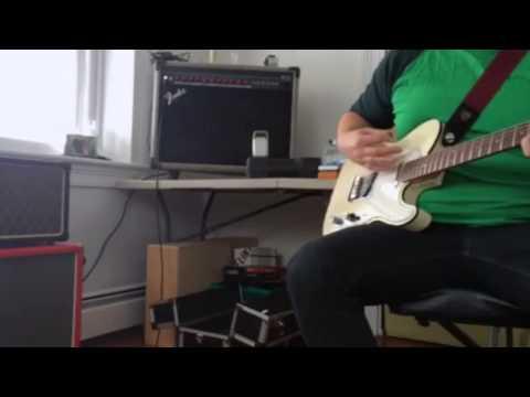 Fender M80 Chorus 2x12