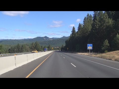 Interstate 5 in Southern Oregon: Grants Pass to Canyonville