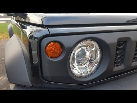 The Jimny Journey ep3 - Colours