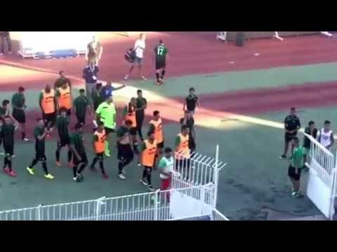 Olympiakos Nicosia post match vs othellos