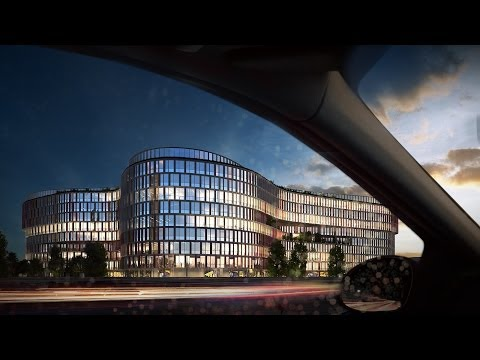 Budapest ONE Office development - Architectural Animation