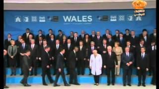 جلالة الملك يشارك في قمة حلف شمال الأطلسي (الناتو) في ويلز