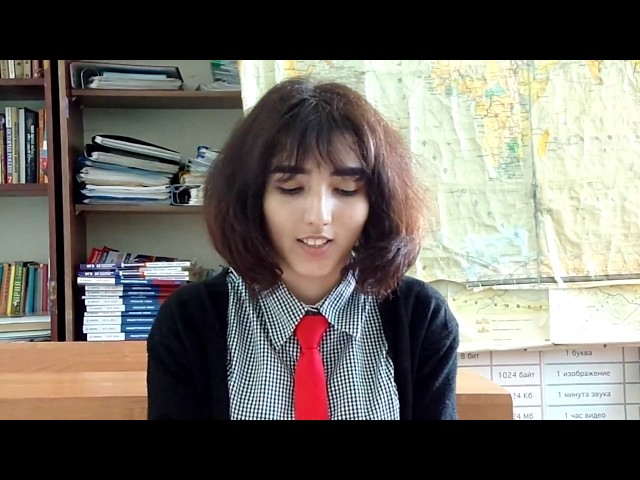 Изображение предпросмотра прочтения – АзизаСултанова читает произведение «Я, перебрав весь год, не вижу...» К.М.Симонова