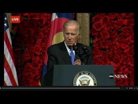 Biden: No Existential Threat To U.S. Security
