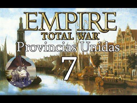 Recuperemos la Guayana #7 - Empire Total War Provincias Unidas