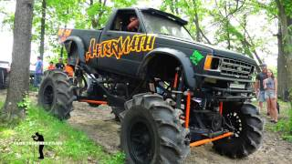 MUD BOGGING at Perkins International Motorsports Complex