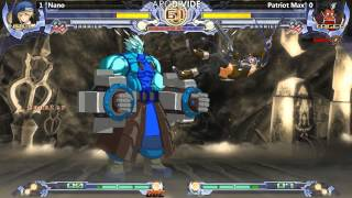 Arc Divide - 12/20/14 - BlazBlue: Calamity Trigger Throwback Tournament