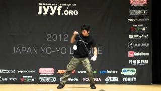 2012 East Japan Yo Yo Contest  B Block 4A PreNaoto Okada
