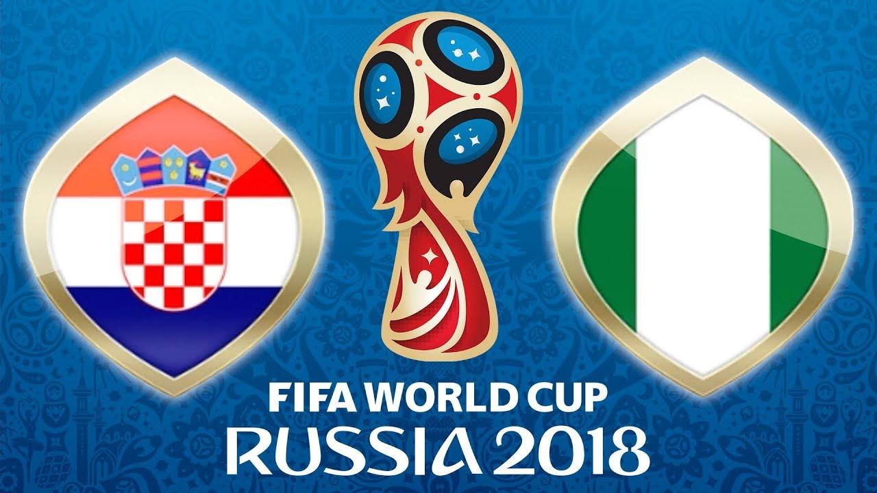Kroatien Nigeria Wm