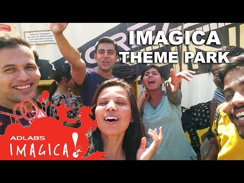 Imagica Theme Park. A weekend escape | Travelling India