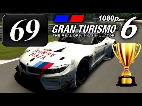 Gran Turismo 6 [FullHD] - Part #69 - Group GT3 Series