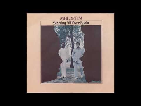Starting All Over Again - Mel & Tim