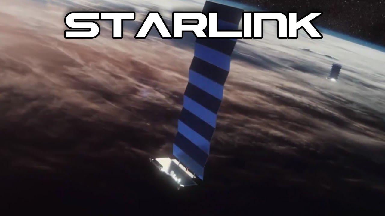   Satélites Starlink  información
