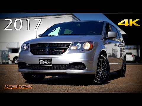 2017 Dodge Grand Caravan SE Plus Blacktop - Ultimate In-Depth Look in 4K