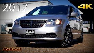2017 Dodge Grand Caravan SE Plus Blacktop - Ultimate In-Depth Look in 4K