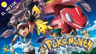 POKEMONTH: Genesect and the Legend Awakened | Movie Review | Il Neige