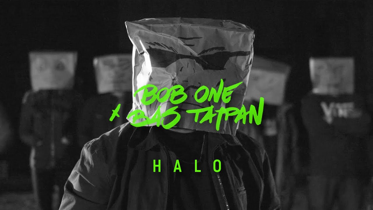 Bob One x Bas Tajpan - Halo | prod. Bob One