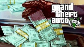 Чит Код на Деньги и Проверим Работает ли он в GTA 5 на PS 3 1 серия