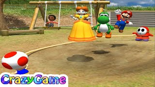 Mario Party 8 - All Survival Minigames Gameplay