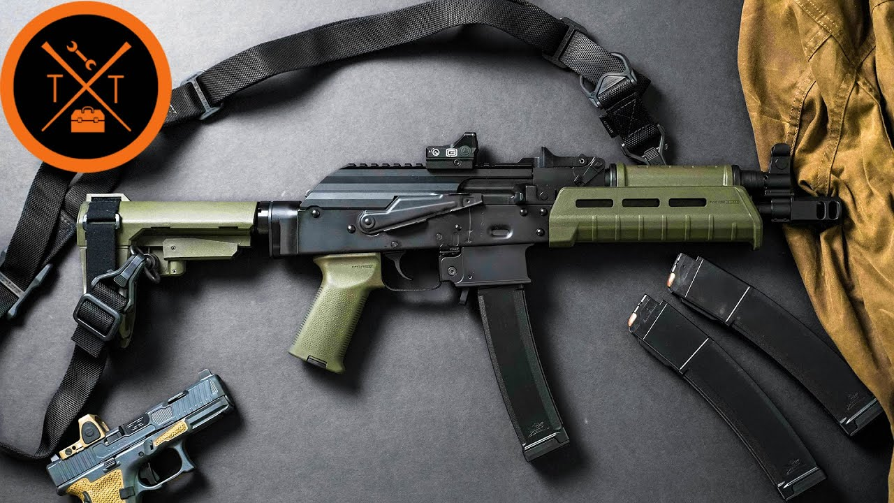 Most Awesome AK Pistol…. You Didn't Know You Needed..(LINKS in Description)