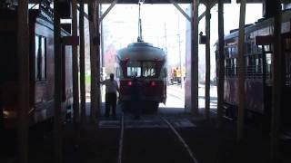 Pennsylvania Trolley Museum - Washington, PA