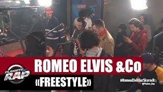 Roméo Elvis, Sopico, La Smala, M le Maudit en live #PlanèteRap