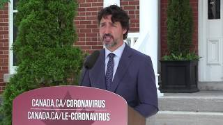 Trudeau promises 'consequences' for farms and processors not following COVID-19 rules