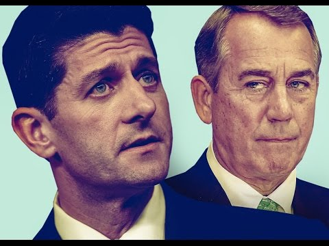 JOHN BOEHNER'S DEATH BED CONFESSION IS THE END OF PAUL RYAN!