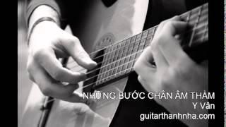 NHỮNG BƯỚC CHÂN ÂM THẦM - Guitar Solo