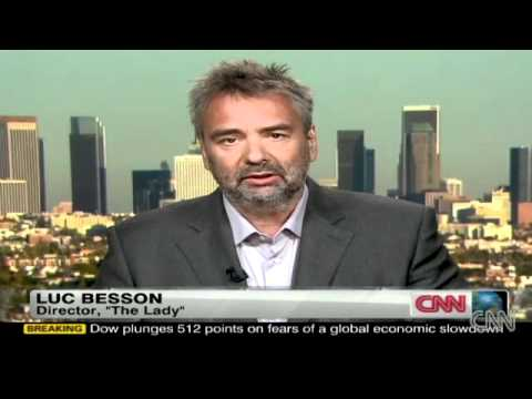 Interview CNN luc BESSON