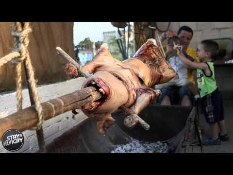 CUBA - Food market