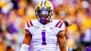 SEC's Breakout Star 🐯 || LSU WR Ja'Marr Chase 2019 Highlights ᴴᴰ