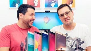 CELULAR DA XIAOMI É BOM? O QUE ACHAMOS?  (feat. Be Tech)