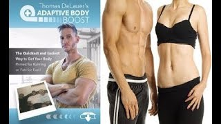 Adaptive Body Boost Review - Does It Work or Scam?