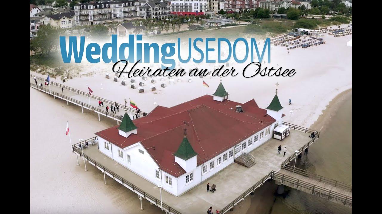 Heiraten Am Strand Auf Der Insel Rugen Cliff Hotel Rugen