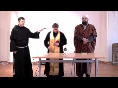 Spotkanie międzyreligijne u franciszkanów: Gdańsk 23 X 2010