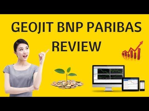 Geojit BNP Paribas Review - Pricing, Trading Platforms, Exposure