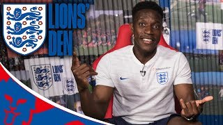 Welbz on His Best Social Media Posts and England Memories | Lions' Den Episode Four | World Cup 2018