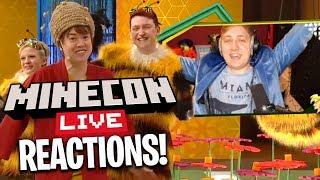 Minecon Live 2019 - Live Reaction