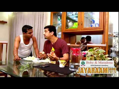 Pisharady and Dharmajan American Visa Comedy