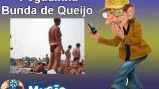 Mucao.com.br - Pegadinha - Bunda de Queijo