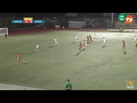 Africa Sports 3-1 Stade d'Abidjan