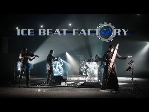 Violinist for international live-art group: The Icebeat Factory