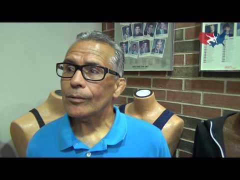 Joe Gonzales, Distinguished Member of National Wrestling Hall of Fame