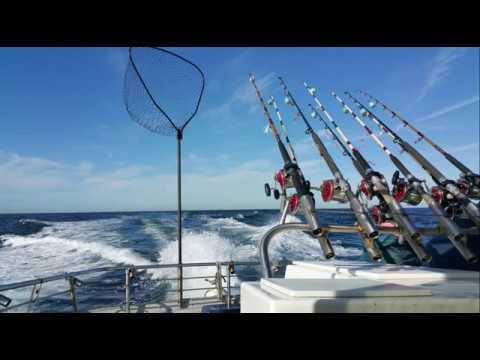 Fishing Off Tillamook Oregon With Garibaldi Charters Oct 2017 Shorter