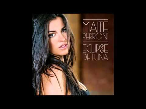 Cd Oficial - Maite Perroni Eclipse De Luna (Completo 2014)