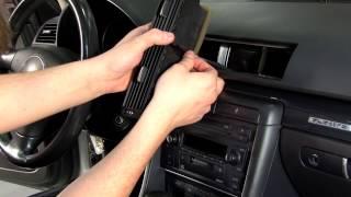 Ecs Tuning: Audi B6 A4 1.8t Vent Pod Boost Gauge Diy