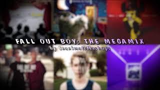 Video Fall Out Boy - The Megamix (Mashup by InanimateMashups) download MP3, 3GP, MP4, WEBM, AVI, FLV Juli 2018