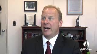 Sen. MacGregor discusses his favorite teacher during Teacher Appreciation Week