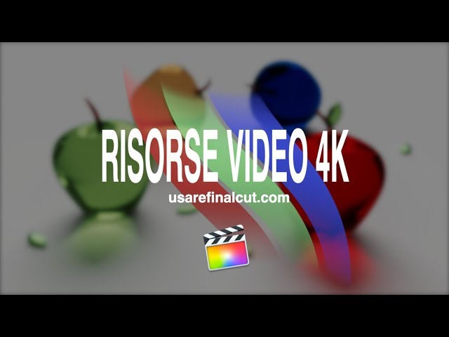 RISORSE-VIDEO-4K